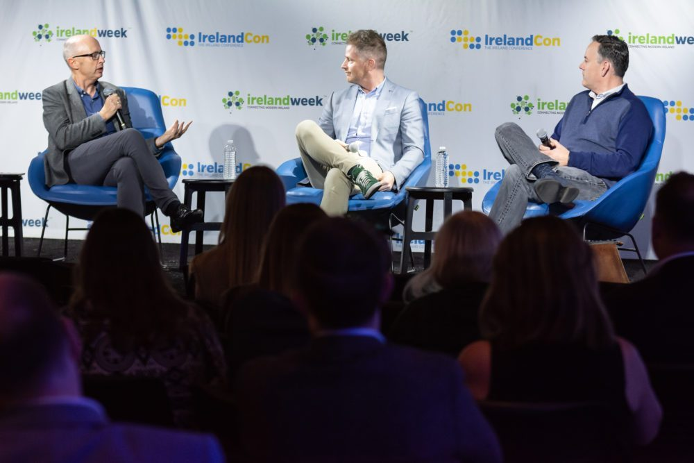 Panelists at the 2019 IrelandCon