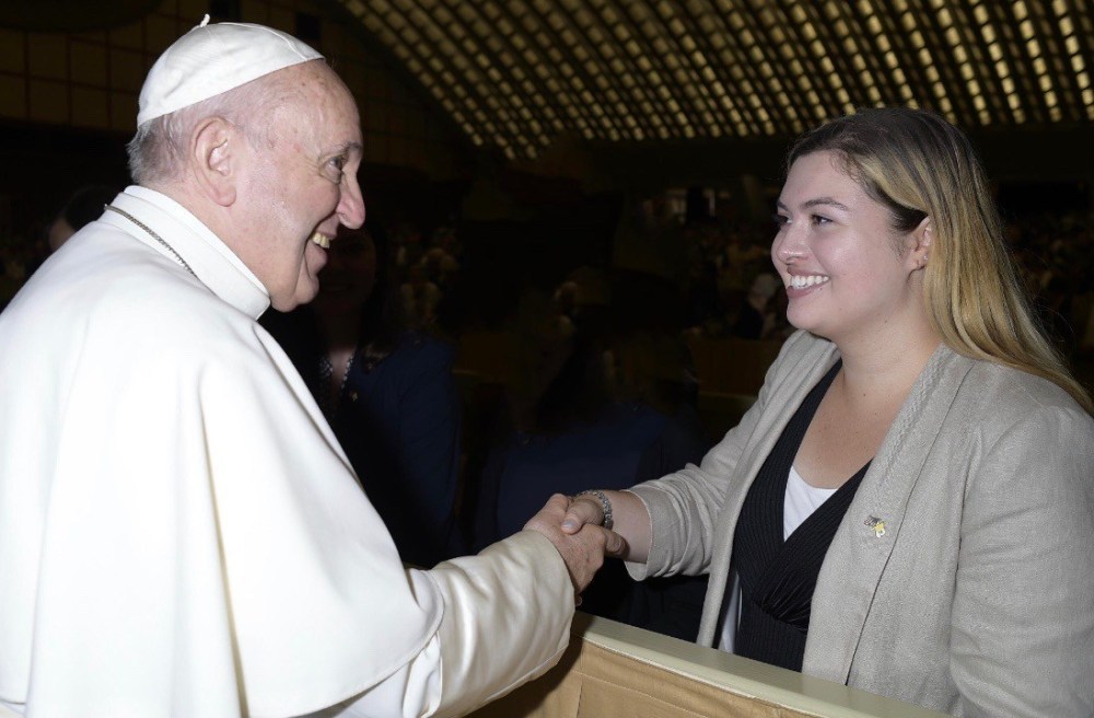 IMG 1640 - Jordyn Wedell's Public Affairs Internship at U.S. Embassy to the Holy See